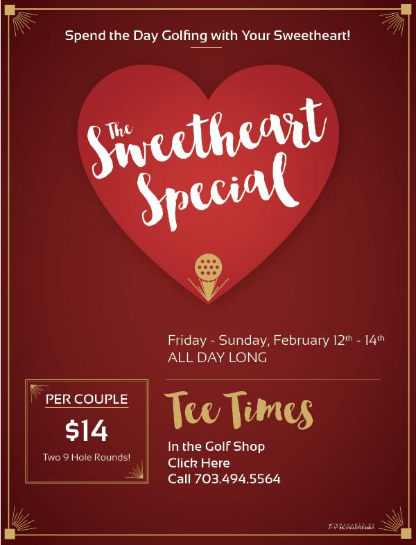 LRGC Sweetheart Special