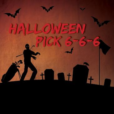 Halloween Scramble at Ed Oliver