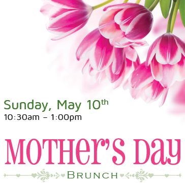 Mother's Day Family Brunch, St. Johns Golf & Country Club, St. Augustine