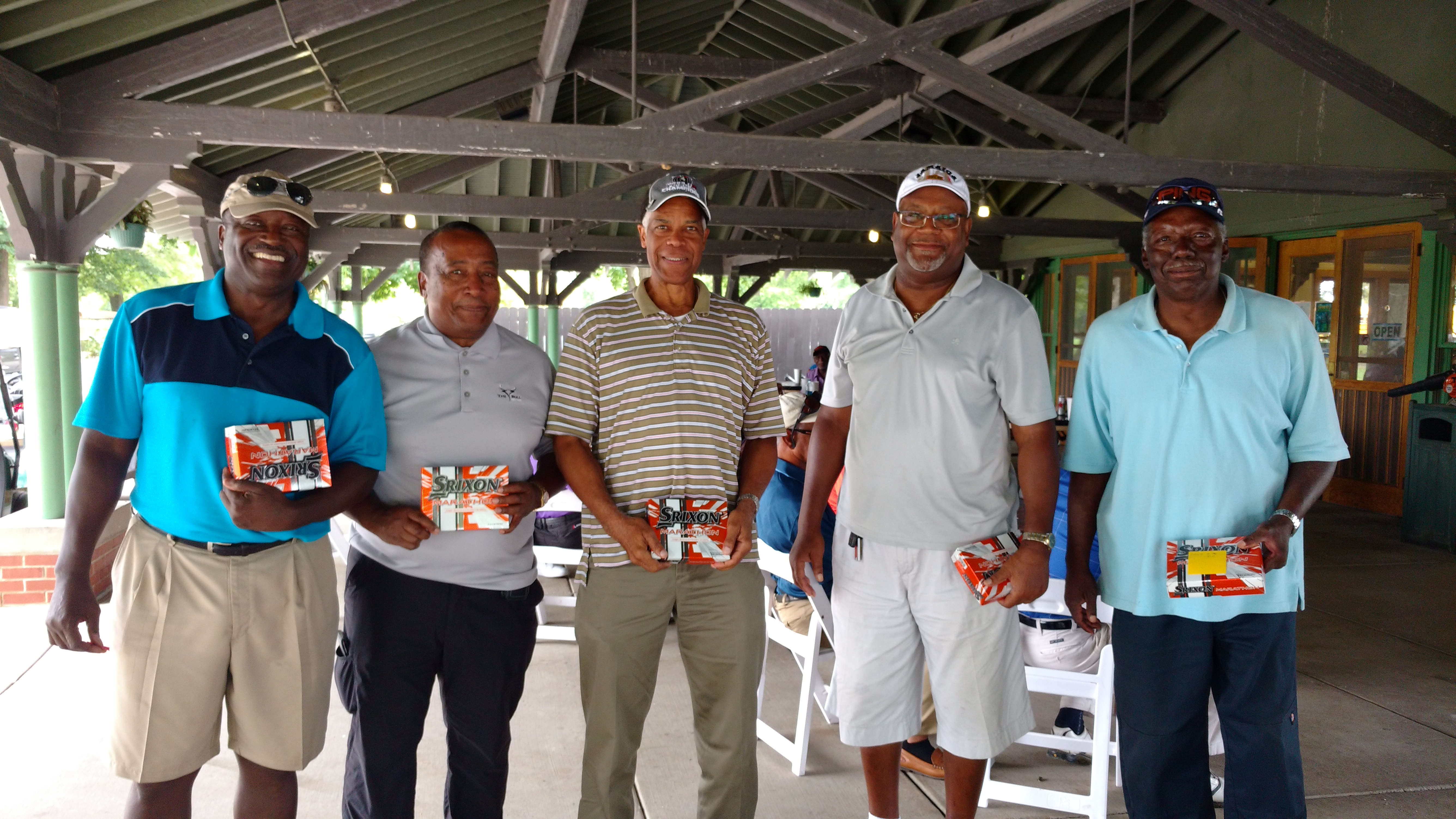 2016 MEN'S LEAGUE/CLOSEST TO THE PIN WINNERS
