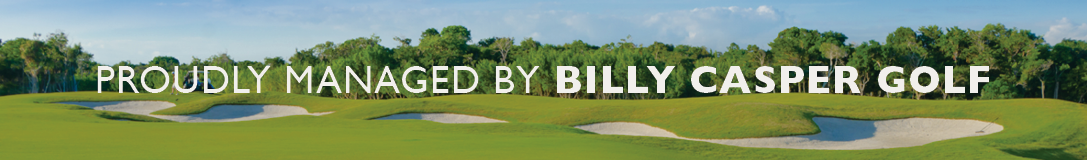 Golf Course Managed by Billy Casper Golf