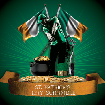 st patricks day scramble