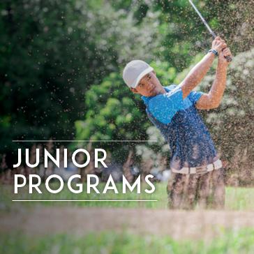 Junior Golf Programs, instruction lessons improve golf academy