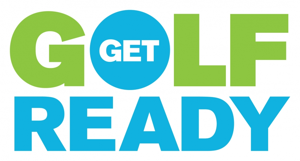 Get Golf Ready Logo for Golf Improvement Program at Billy Casper Golf Course