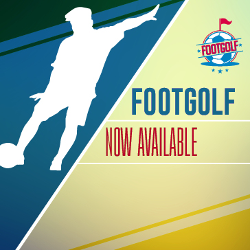 Footgolf Now Available at Billy Casper Golf