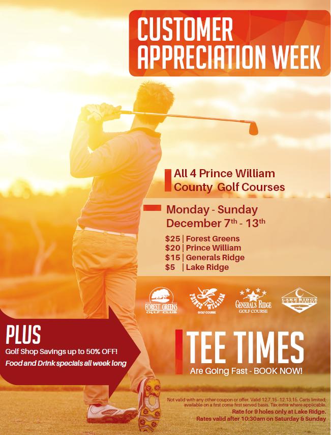 PWC Customer Appreciation Week 2015