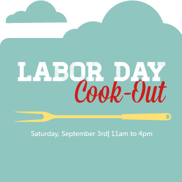 Labor Day Cookout at Orchard Valley Golf Course