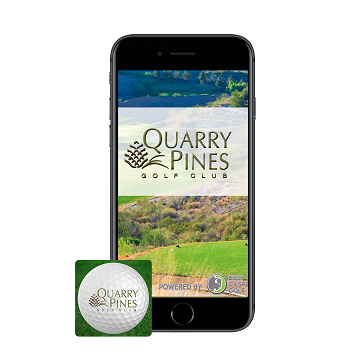App - Phone with Icon - Quarry Pines