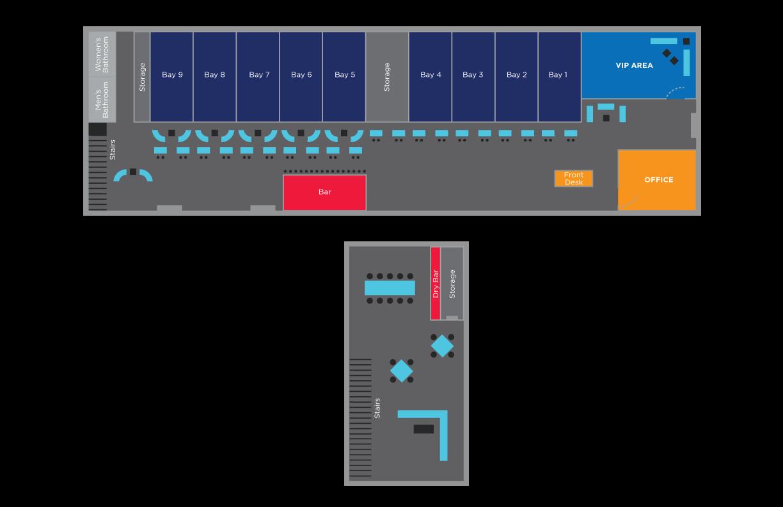 ZSTRICT Floor Plan