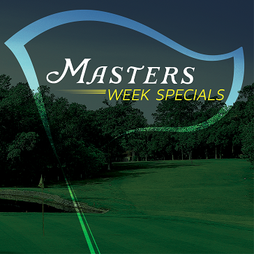Masters Week specials at Stonebridge Golf