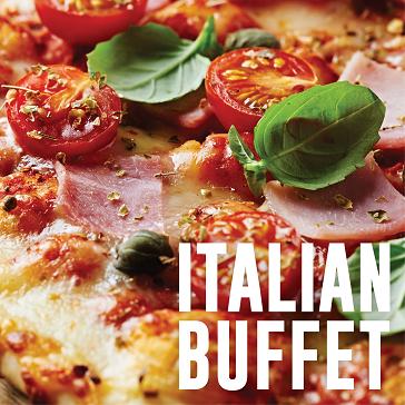 italian buffet