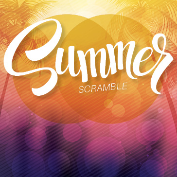 Summer Scramble at Orchard Valley Golf Course in Aurora, Illinois