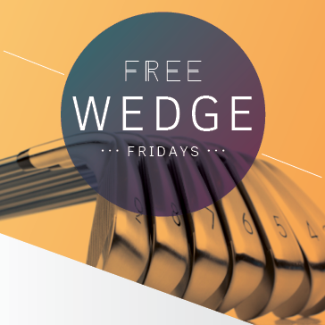 Free Wedge Fridays at Sanctuary Ridge