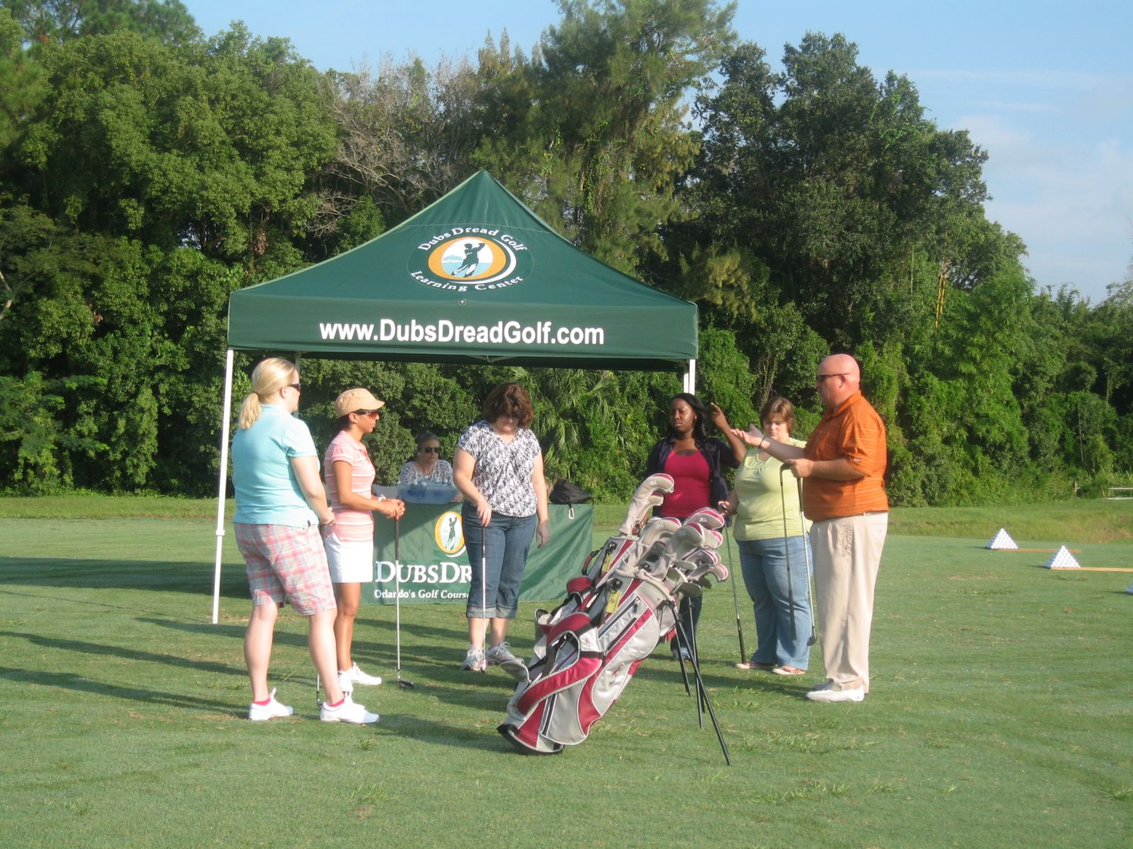 Dubsdread Tee It Up Group Lesson