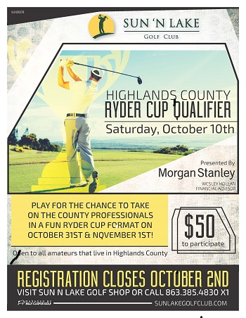 2015 Ryder Cup Highlands County