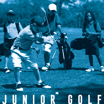 Junior Golf Programming and Lessons at a Billy Casper Golf Course