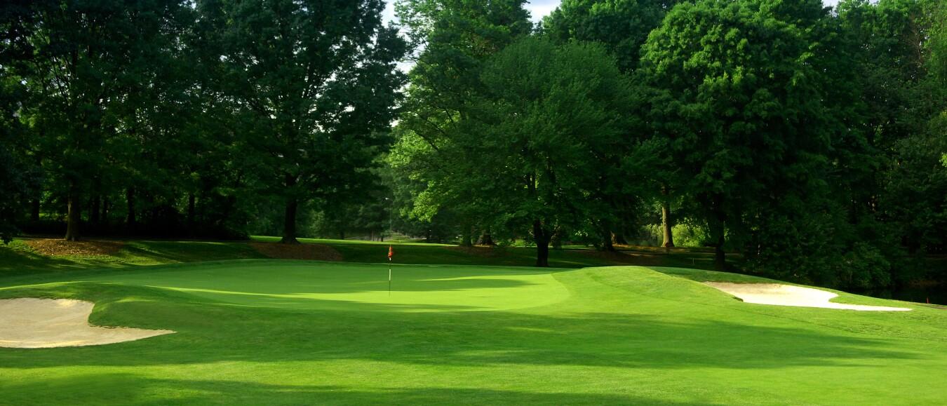 Golf - Reston National Golf Course