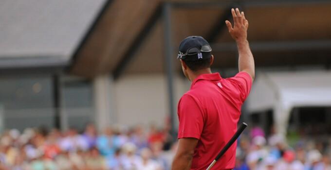 Tiger Woods Bye