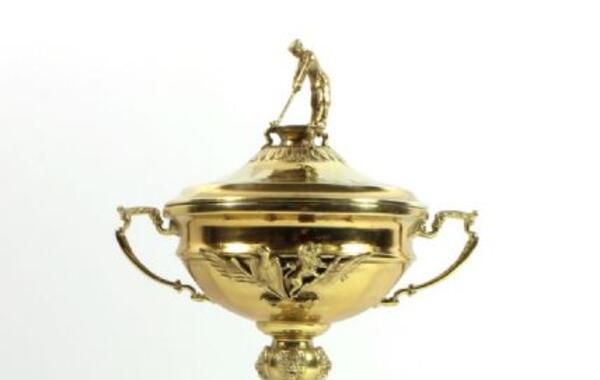 Replica Ryder Cup trophy