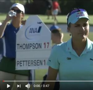 Lexi Thompson ANA Inspiration
