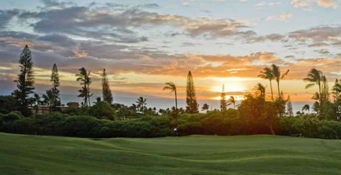 Spotlight: Ka'anapali Golf Courses