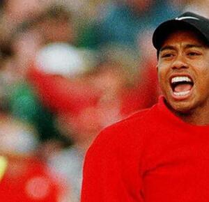 Tiger Woods for Steranka Sports blog