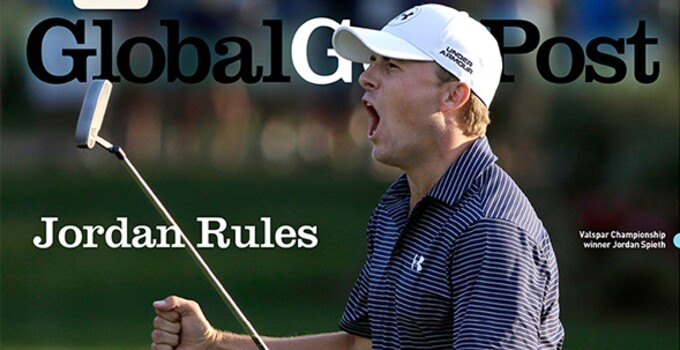 Global Golf Post, Jordan Speith Rules