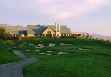 Hiddenbrooke Golf Club Clubhouse 18th Hole
