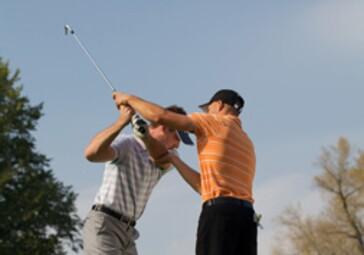 Instruction Back Swing - Small