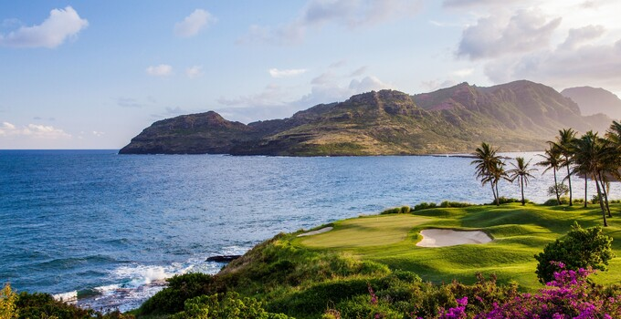 Kauai Lagoons, a new Billy Casper Golf managed facility