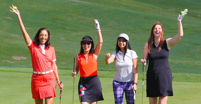 Women On Course, Golf is more than a game, it's a lifestyle