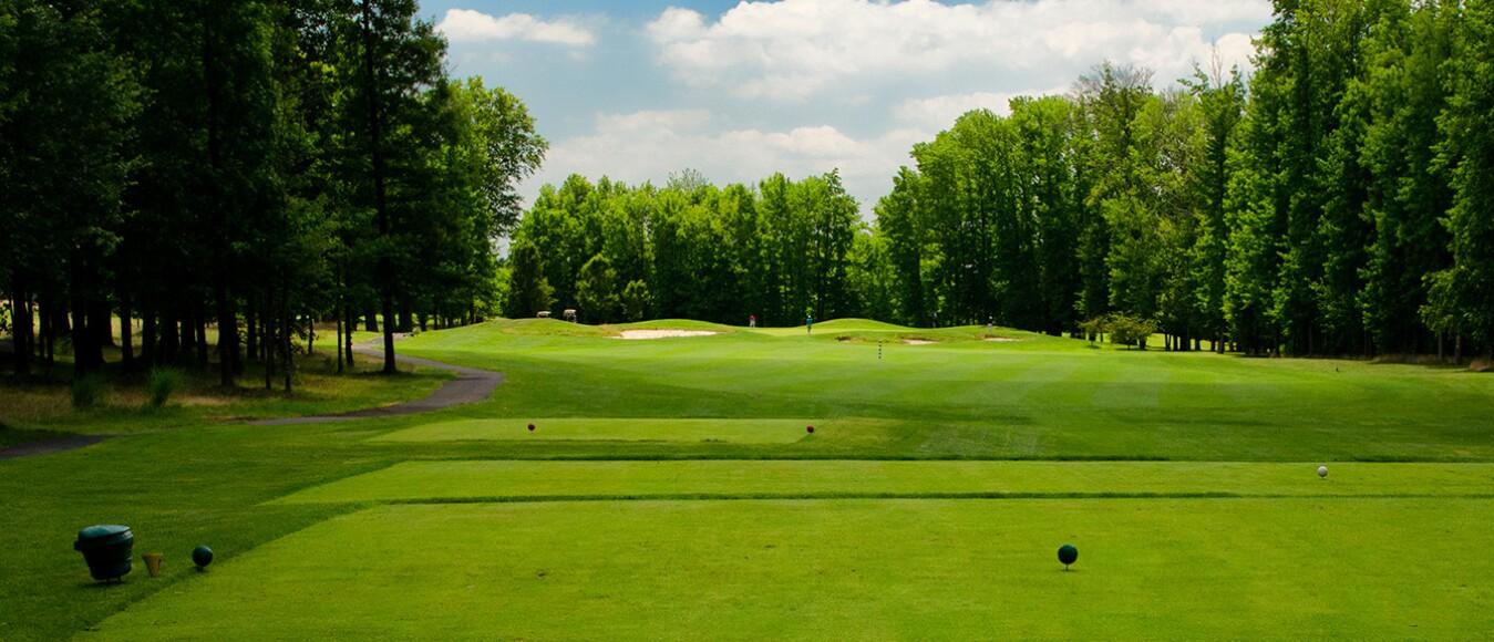 Hyatt Hills Golf Course Driving Range Pub In Clark New Jersey