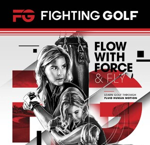 Fighting Golf Book Front Cover