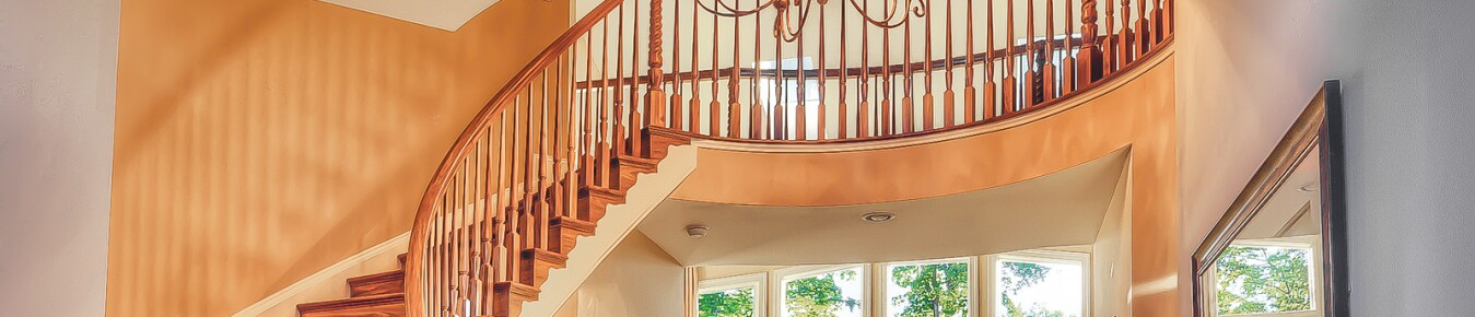 Stair and Rails La Beaux Frederick MD