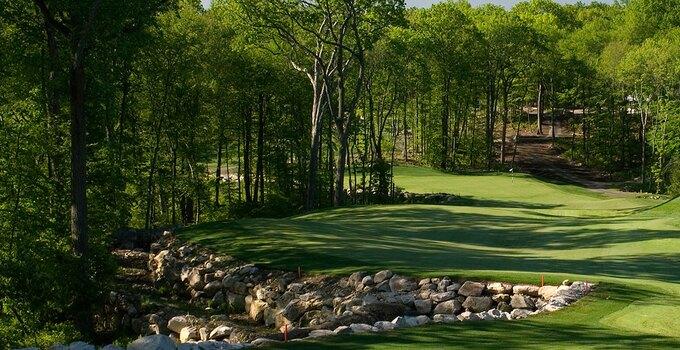 Pound Ridge Golf Club, Hole 10