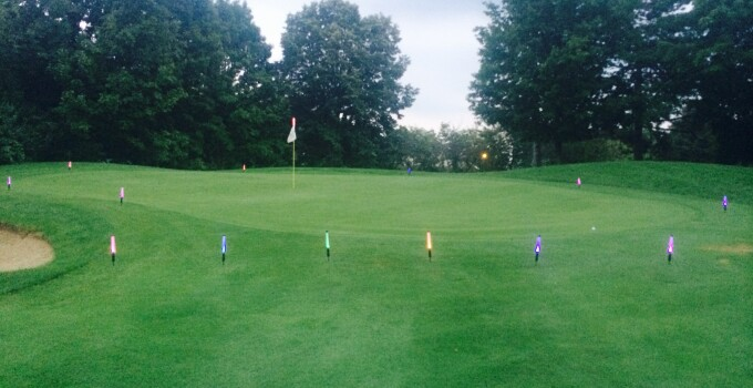 Hilltop Night Golf