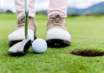 Golf, Putting web364