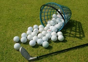 range balls