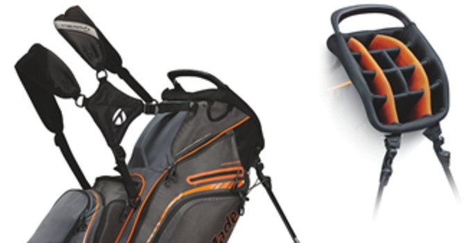Taylormade Golf Bag >> Taylormade Golf Introduces New Golf Bags For 2015