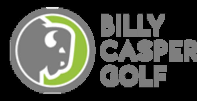 Billy Casper Golf Main Logo