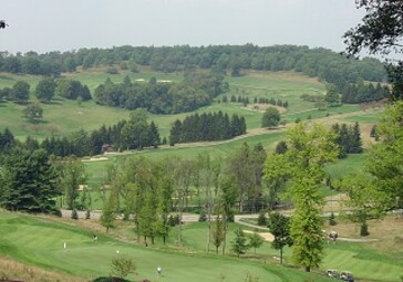 the palmer golf course at oglebay resort in wheeling wv