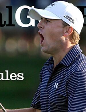 Global Golf Post, Jordan Speith Rules