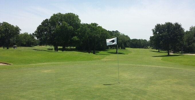 Best golf near Dallas DFW airport