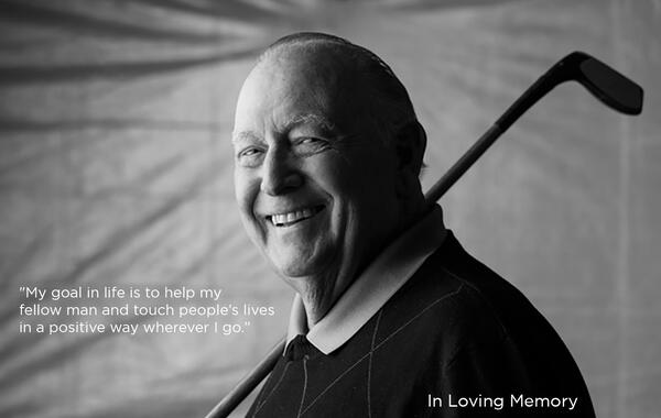 Billy Casper, PGA Tour Legend - In Loving Memory 1931 - 2015