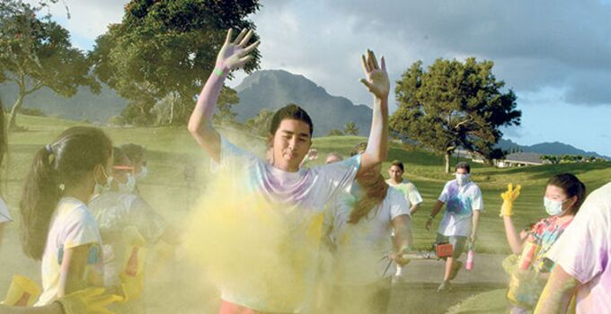 Puakea Color Run