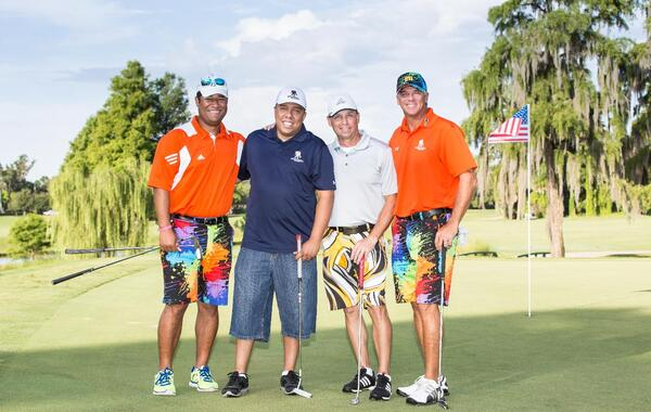 2015 World's Largest Golf Outing