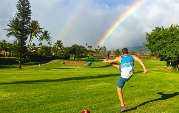 Foot Golf Hawaii