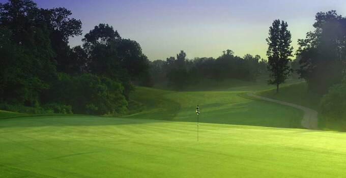 Neumann Golf Course, in Cincinnati, Ohio turns 50