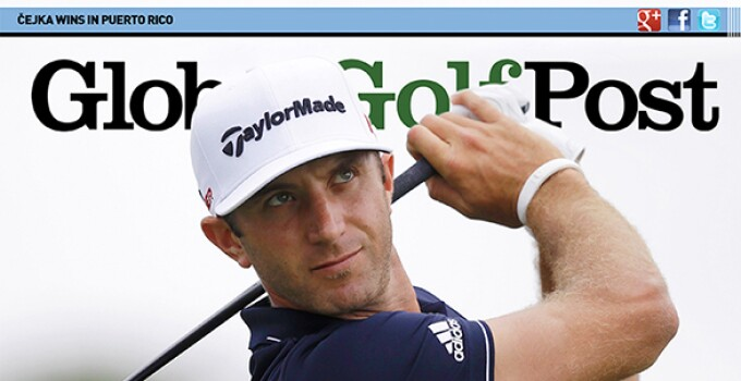 Global Golf Post: Dustin Johnson survives