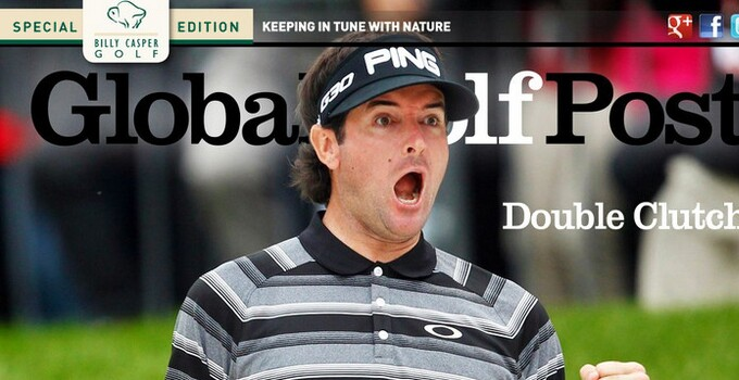 GGP Bubba Watson cover